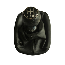 5 / 6 Speed Car Gear Shift Knob With A3 knob 12mm For VW Passat B5 B5.5 1998-2004 FL (00-05) 3B 3B2 3B5 1996-2000