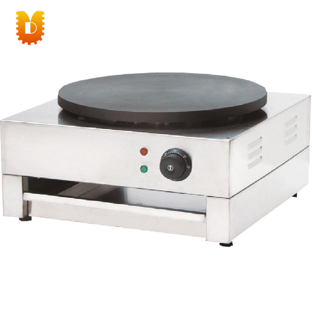 commercial electric crepe maker/hot sell crepe making machine shipule 2017 new high quality gas crepe maker two head commercial crepe making machine price