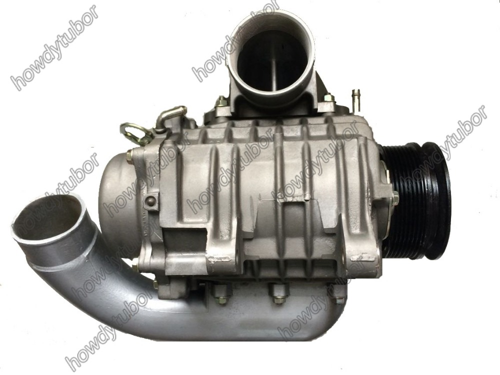 US $499 69 5% OFF|Car SUVs Cherokee Roots supercharger Compressor  Kompressor blower booster Turbocharger sc14 for 2 0 3 5L TOYOTA Previa GL8  HOVER-in