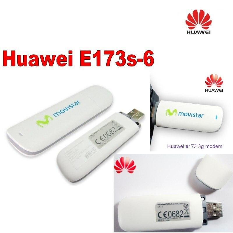 Veliko 100 kosov Huawei E173 WCDMA 3G USB modem, dostava DHL
