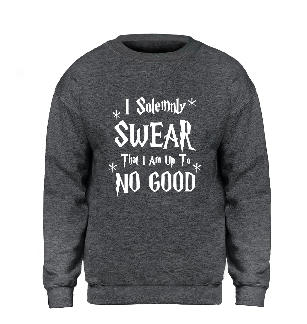 I Solemnly Swear That I Am Up To No Good Hoodie Men Fashion Sweatshirt Winter Autumn Fleece Warm Sweatshirts Mens Brand Clothing