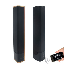 Mode Portable Sans Fil Bluetooth Haut-Parleur 10 w x 2 Basse Double Cornes Stéréo Barre De Son Subwoofer Soutien TF Carte Téléphone Haut-Parleur