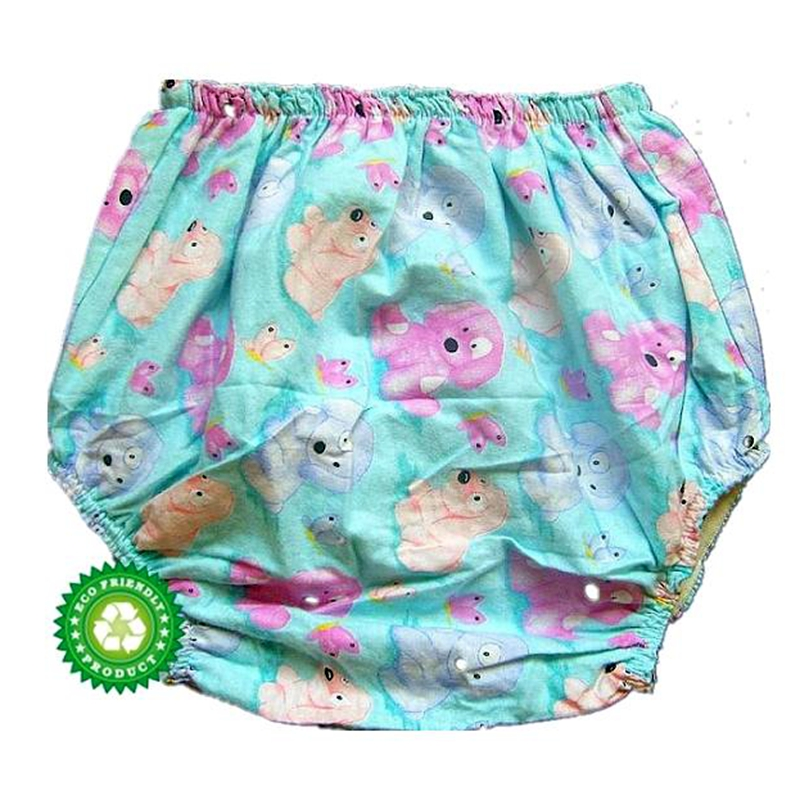 Free Shipping FUUBUU2209-Beautiful Dog-L  Waterproof Pants/Adult Diaper/incontinence Pants /Pocket Diapers/Adult Baby ABDL