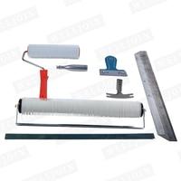 Cimento auto nivelamento kit epóxi piso pintura rolo lâmina spike ferramenta de construção transporte rápido|Peças de ferramentas| |  -