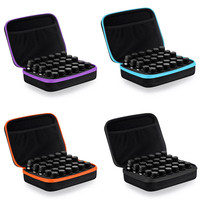 30 Bottle Essential Oil Carrying Holder Case Pack For Essential Oil Perfume Oil Portable Storage Box