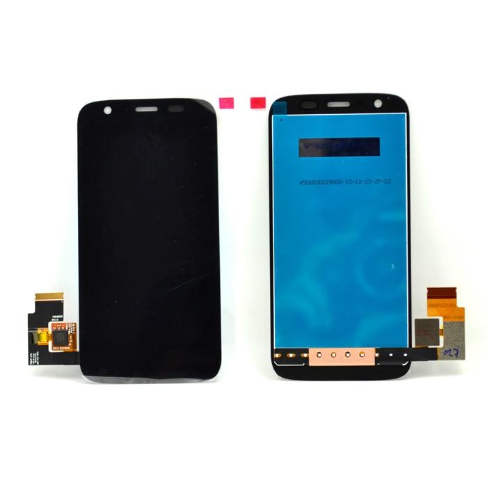 Piezas del teléfono móvil para motorola moto g xt1033 xt1032 pantalla lcd montaj