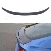 3D Style Carbon Fiber Rear Spoiler for BMW 3 Series GT F34 320i 328i 335i 2013 2014 2015 2016 2017 FRP Rear Trunk Wings