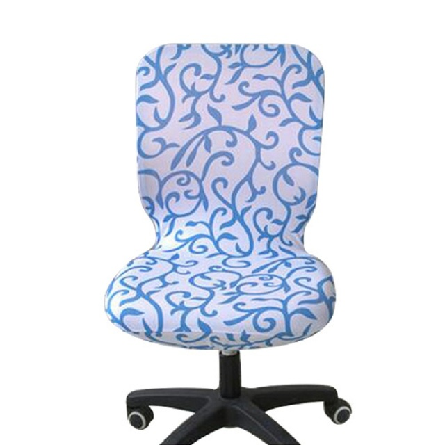 Elastic Office Chair Covers Spandex Seat Covers For Computer Chairs Dining  Seat Cover Stretch Rotating Lift