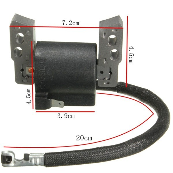Hot sale! Electronic Ignition Coil Lawn For Briggs & Stratton 695711 802574 796964 NEW