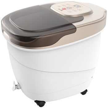 BEICI BZ505B Intelligent Fully Automatic Massage Foot Tub Footbath Barrel Foot Massager
