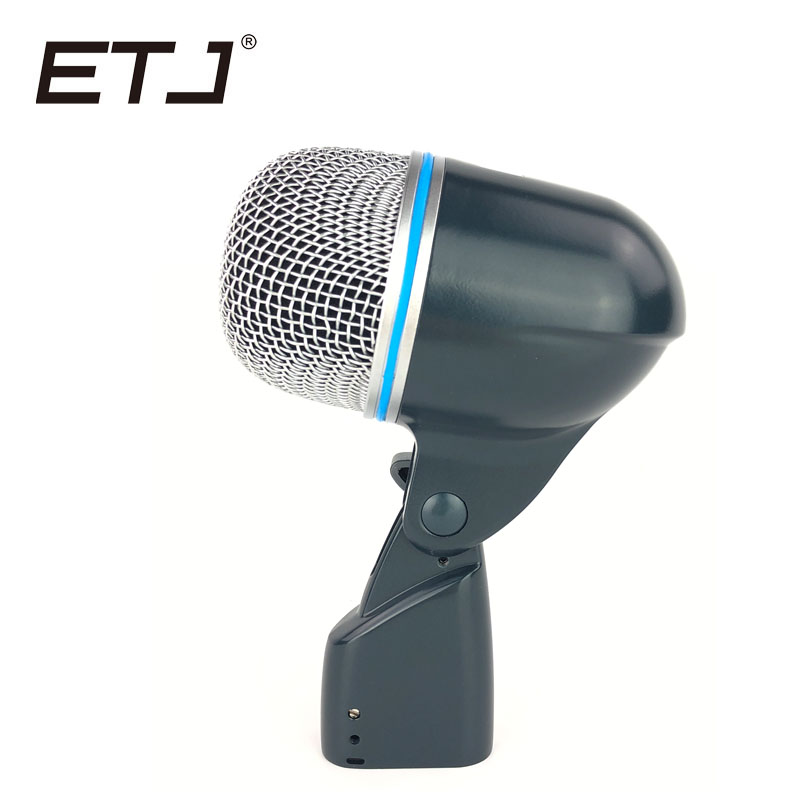 ETJ Brand Top Quality Beta52A Drum Kit Beta 52A Percussion Instrument Dynamic Microphone цена 2017