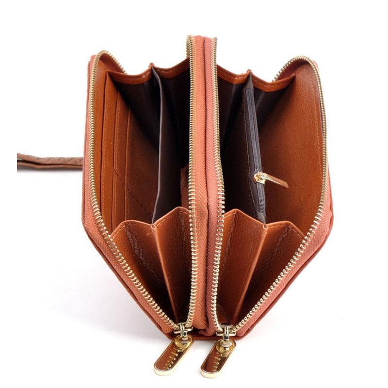 moda para mulheres carteiras carteira Material Principal : Couro Genuíno