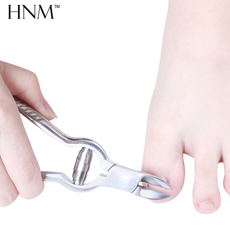Belen 1pcs Stainless Steel Thick Hard Toe Nail Clippers Plier Heavy ...