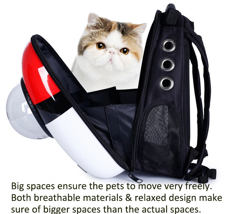 Astronaut Small Dog Backpack Carrier 4