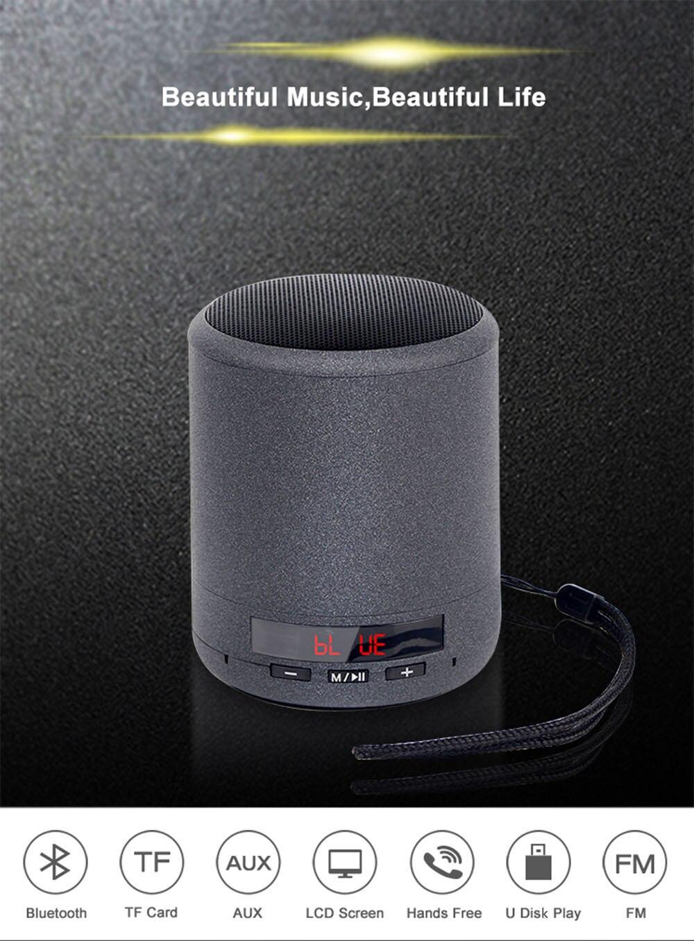 Alto-falante Bluetooth -01