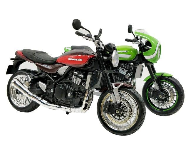 Maisto 1:12 Kawasaki Z900RS Cafe Diecast Model Motorcycle