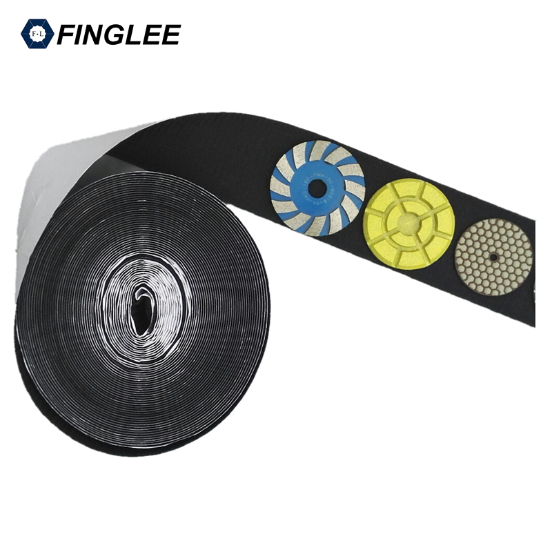 5 Meters 10cm Width Black Hook Self Adhesive Fastener Strong Tape Hook and Loop adesivo sugru Tape adhesive Polishing Pads lcd 30a 12v 24v mppt solar panel regulator charge controller