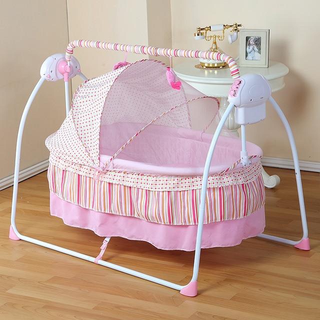 Baby Automatische Schommelstoel.Baby Schommel Bed Rsvhoekpolder