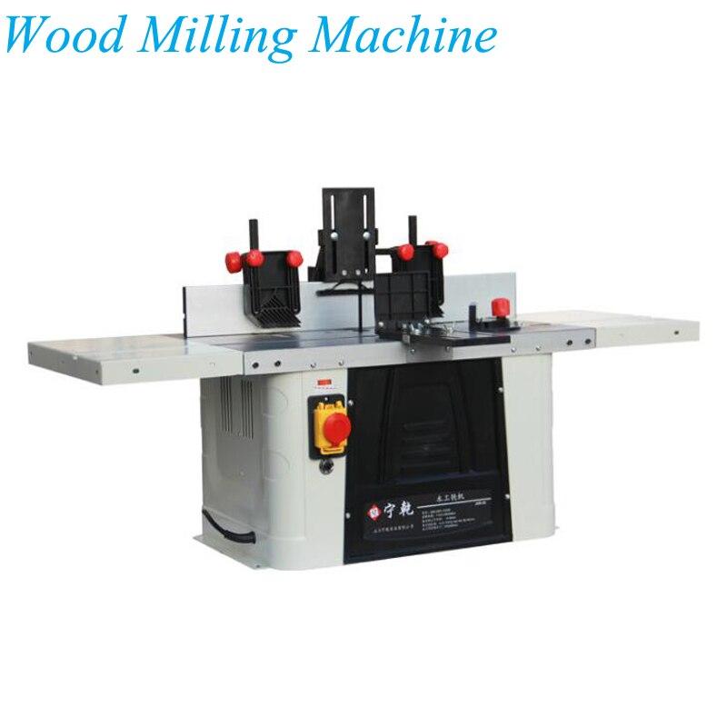 Industrial Wood Milling Machine Desktop Small Boring Machine Flip-chip Engraver JMR-40