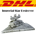 2017 New LEPIN 05027 3250Pcs Star Wars Imperial Star Destroyer Model Building Kits Blocks Bricks Compatible Children Toys 10030
