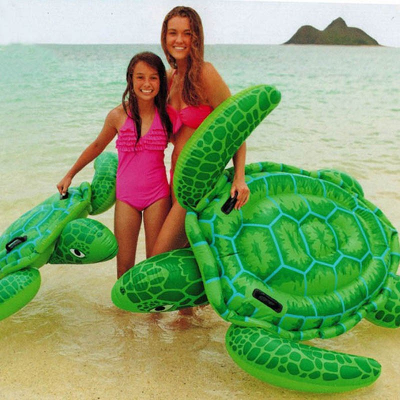 150127cm-Inflatable-Sea-Turtle-Floating-Row-Children-Water-Swimming-Pool-Ride-On-Swim-Ring-Baby-Bath-Toy-TD0066 (3)