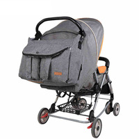 Diaper Bags large capacity trolley nappy mother Travel backpack baby maternity infant stroller care handbag women mom Mummy pram
