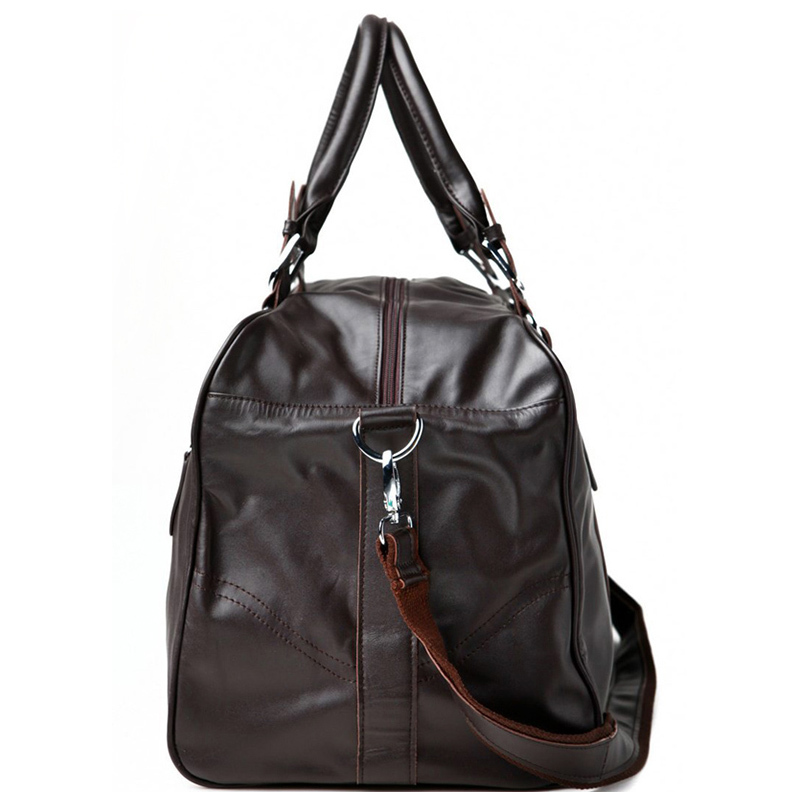31b8a3b0770ae0 TIDING real leather duffle bag men travel bag brand portable bag casual  style weekend bag 1024-in Travel Bags from Luggage & Bags on Aliexpress.com  ...