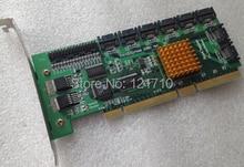 Industrial computer NeoCreatec TeraExpress 1080 v1.0 PCI-X interface 8 Port sata disk Raid card