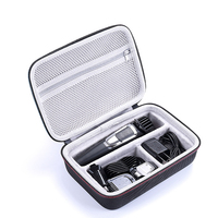 Electric Hair Trimmer Hair Clipper Storage Organizer for Braun Norelco Multigroom Series 3000 MG375 Shaving Machine Accessories