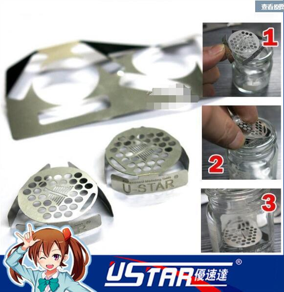 Bright U-star Model Special Cleaning Device,brush Cleaning Rack,u-star Professional Modeling Tools