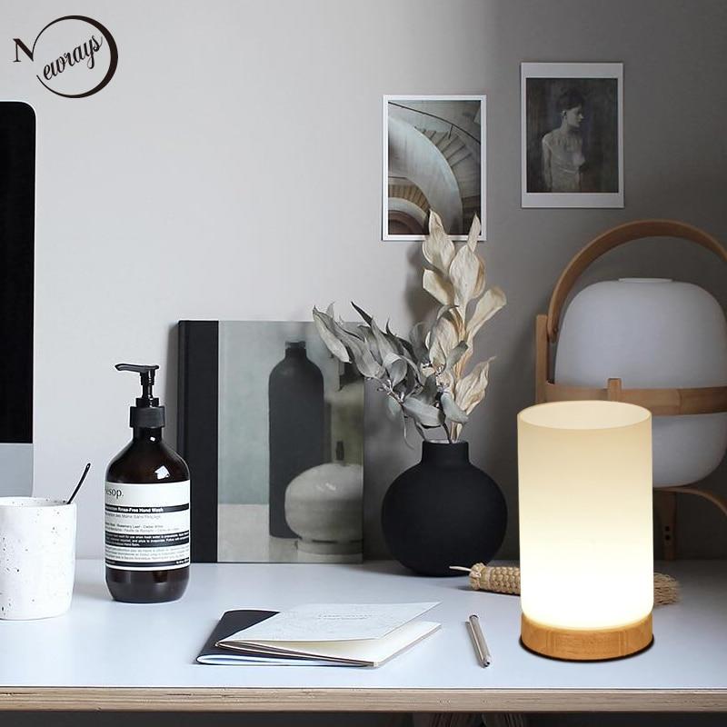 arranjo de flor moderno novidade luz da noite usb luz de vidro quentes loja de candeeiros