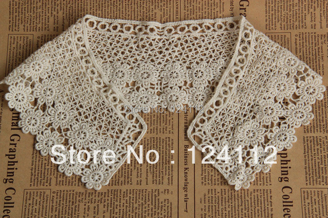 5 Pcslot Fc023 Diy Clothes Accessories 100 Cotton Water Soluble