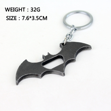 Batman Bottle Opener Keychain (3 Colors)