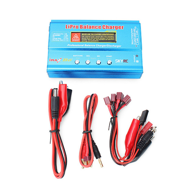 SkyRC IMAX B6 Digital RC AC Lipo Li-polymer Battery Balance Charger For Rc Parts Battery Parts