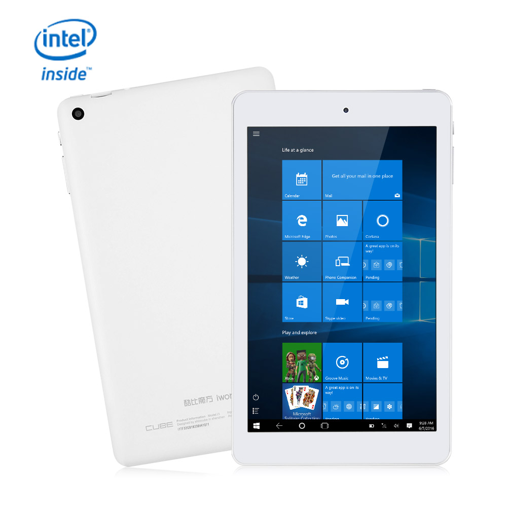 Cube iWork8 Win10 Aire tablet android 8 pulgadas + Android 5.1 tabletas 2 GB/32