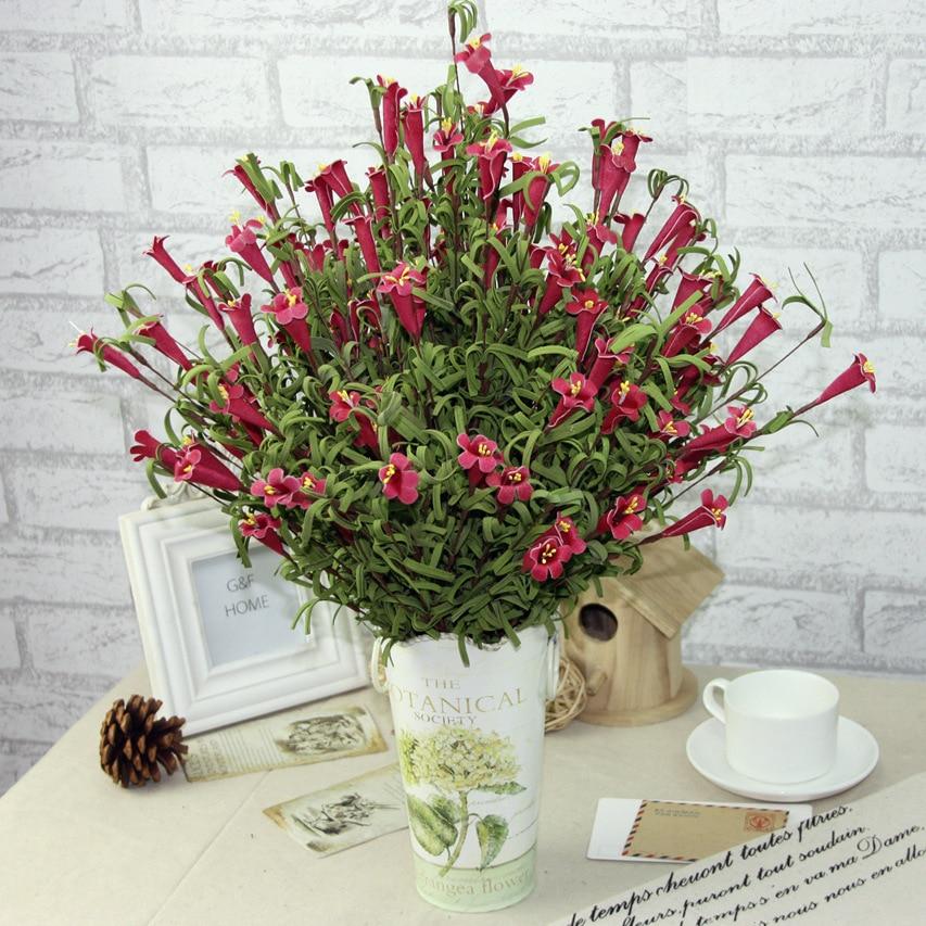 Wholesale Trade Silk Flower Wedding Decoration Artificial Flowers
