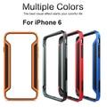 Nillkin caso para iphone 6 4.7 marco delgado armor fronteriza tpu suave dura para iphone 6