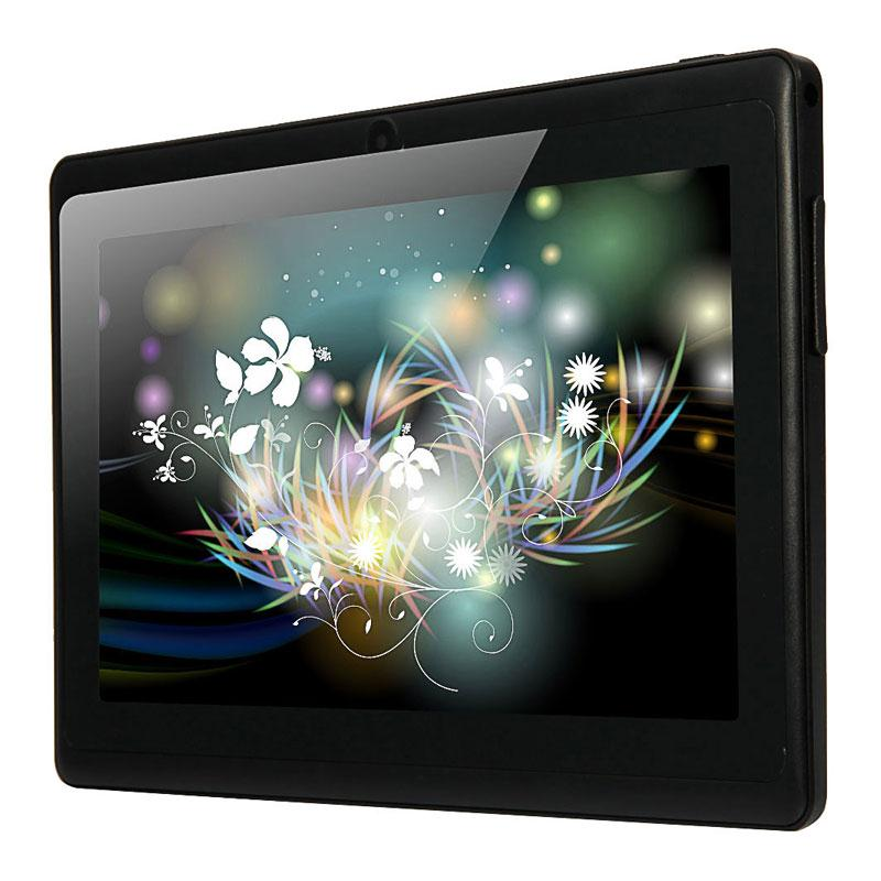 Q88H 7 Inch Android 4 4 Tablet PC WVGA Screen A33 Quad Core WiFi BT 4