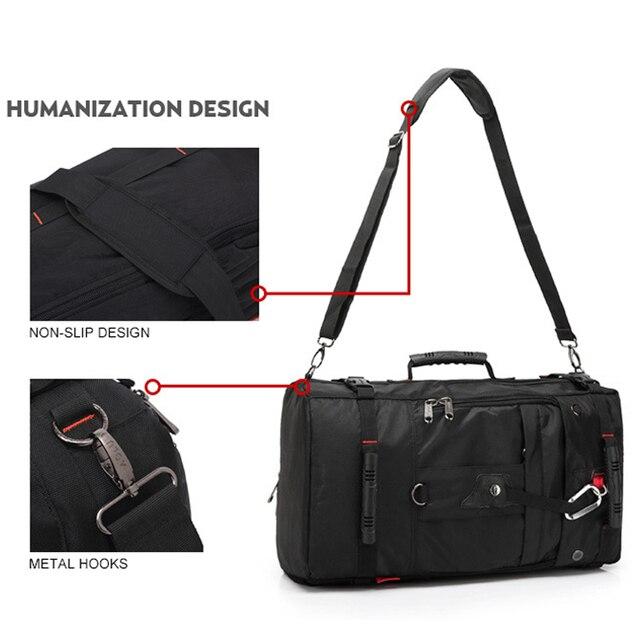 MAGIC UNION New Oxford Backpack 20 Inch Laptop Bag Set Men Waterproof Travel Rucksack Female Mountaineering Shoulder Bag mochila 3