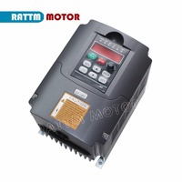 3KW VFD 110V Variable Frequency Drive VFD Inverter Input 1 or 3 Phase output 3 Phase for CNC