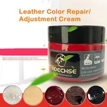 Anto עור ויניל תיקון ערכת עור צבע מנקה עבור אוטומטי מושב ספת עור תיקון מעילי חורי שריטה סדקים לא חום נוזל
