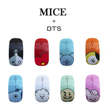 BTS BT21 Wireless Mouse (8 Models)