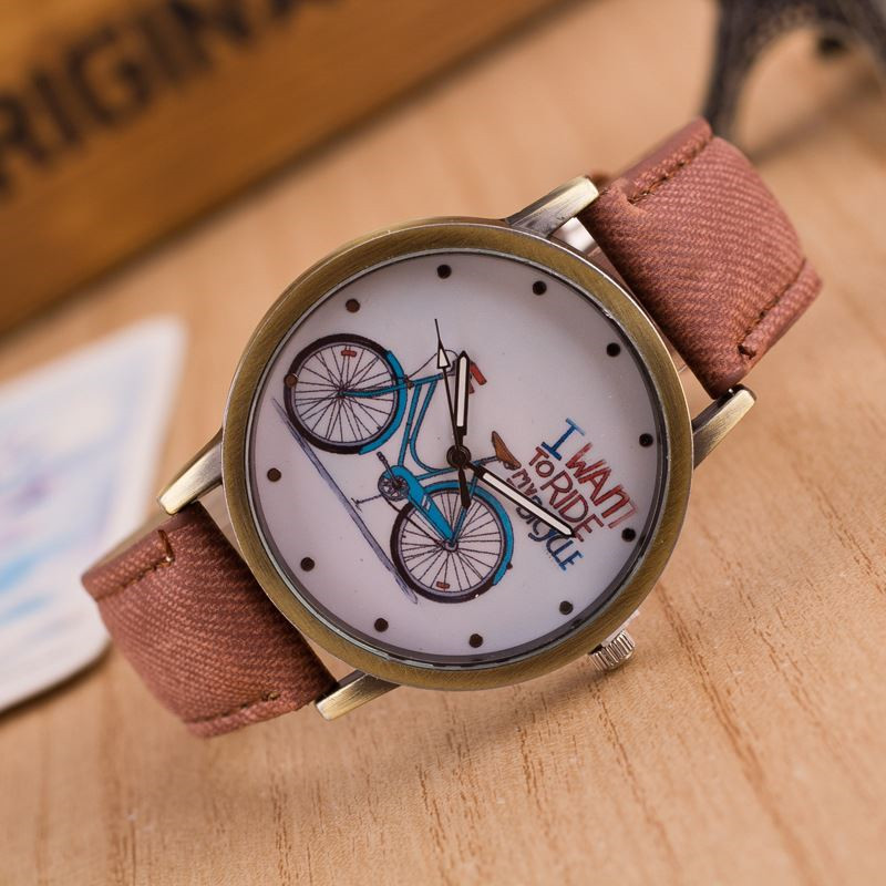 2017 Good quality Fashion Leather Watches for Teenagers Elegant Classic Leisure Causal Analog Sport Quartz Wristwatch