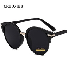 CRUOXIBB Designer Round Sunglasses Women Oculos UV400 Points Sun Glasses Female Eyewear Men Women's Shades 2017 new