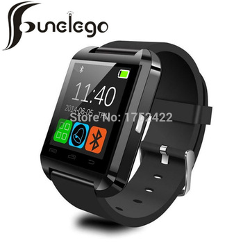 Funelego Bluetooth Intelligent Watch Compatible For iPhone Android Phones Sport SmartWatch Waterproof  CellPhone Wrist Watches
