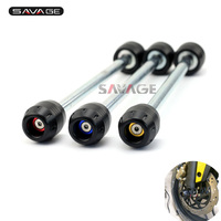 For Bajaj Pulsar 200NS/200RS/200AS 200 Motorcycle Front Axle Fork Wheel Protector Sliders Falling Protection