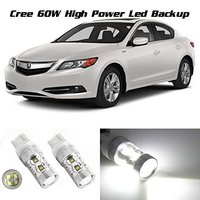 Best Item 4 pcs VAUXHALL ASTRA J+ 09 P21W/5W DRL LIGHT BULBS 7443 T20 6000K 10 Cree Chips SMD CANBUS WHITE