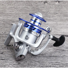 Cheap fishing reels spinning reels 12Ball Bearing 5.5:1 Gear saltwater peche coil fishing equipment wholesale 1000-7000series
