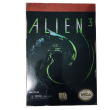 Original Action Figure NECA Aliens Game Alien 3 8bit Alien Model Toys Collections Gifts недорго, оригинальная цена