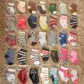 Хит! Милые носки для малышей  10 пар  лето-осень  хлопковые нескользящие мягкие носки-тапочки с рисунком для новорожденных мальчиков и девоче...